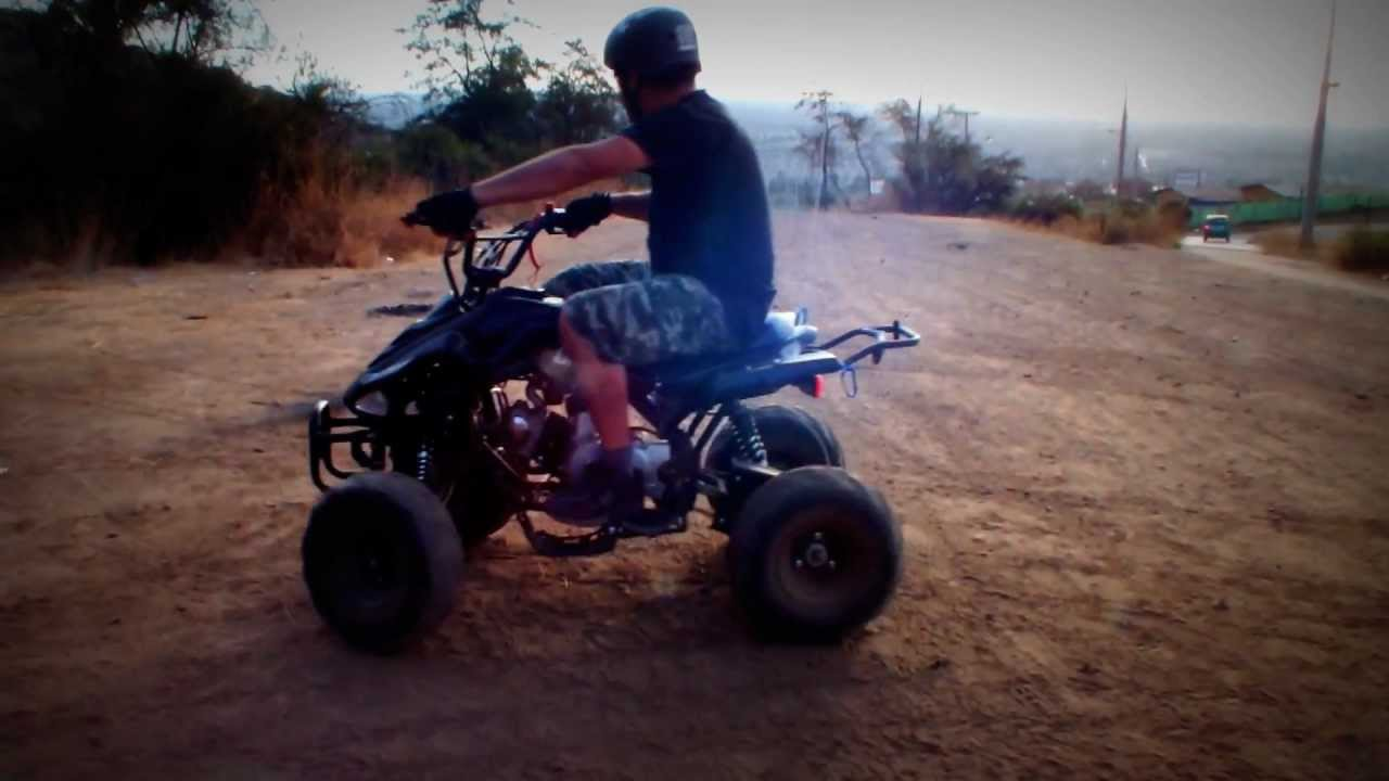 probando la atv nitro 125 cc en el cerro 18 ii parte youtube. Black Bedroom Furniture Sets. Home Design Ideas