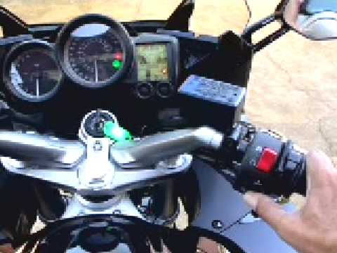 Yamaha FJR 1300 2008