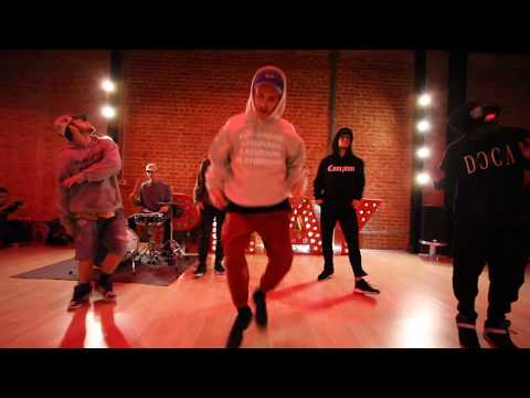 Usher  Lil Freak  Choreography by Kenny Wormald at The Playground LA