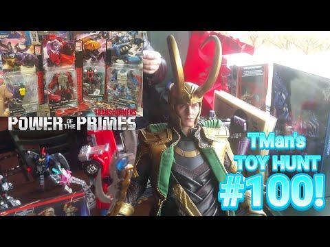 TMan's TOY HUNT #100: Action Figure Heaven @ ROC Meetup & POTP Legends Finds