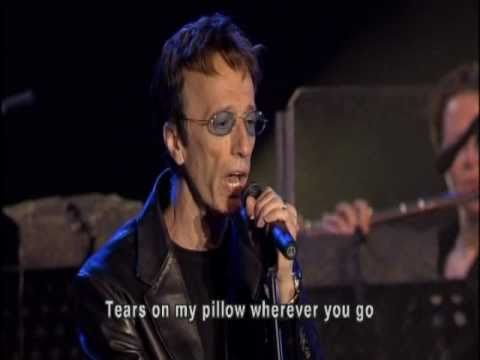 Robin Gibb - Emotion(live)