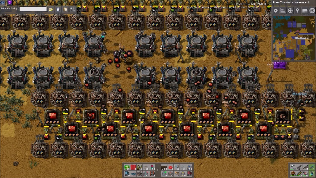 Factorio Workshop   Building A Better Factory :: Nicku0027s Red Circuit Build