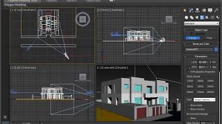 3DS Max Tutorial: Batch Render Multiple Views