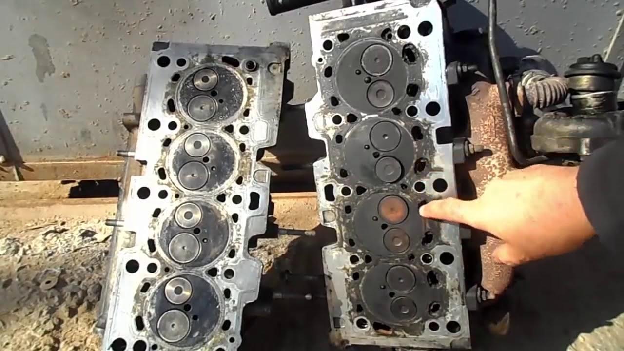 Culasse Moteur Diesel كلاس مسوس او فاسد
