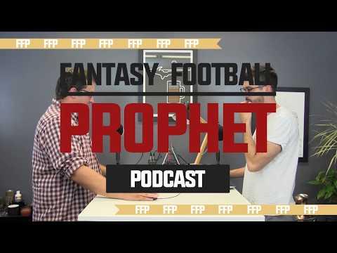 Dynasty Drafts - Fantasy Football Podcast 2017