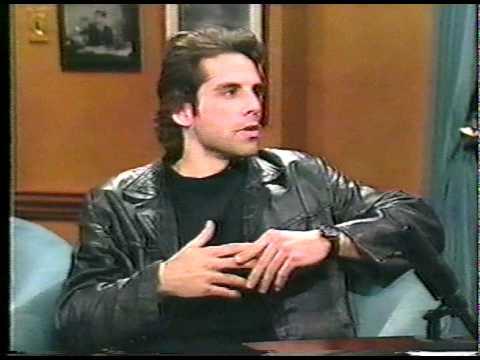 Ben Stiller interview 1994 (part 1)