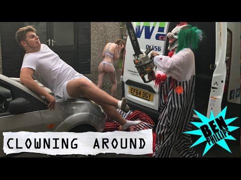 Ben Phillips | Clown Scared My Bro!