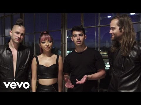 DNCE - Toothbrush (Behind The Scenes)