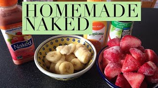 Repeat youtube video DIY Naked Drinks | TakeTwoLifeStyles