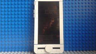 Смартфон из Лего [Самоделка, как сделать?]