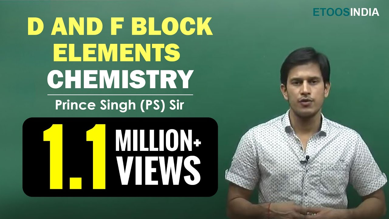 D and F Block Elements video tutorials for chem    - With Loop Control -  YouTube for Musicians