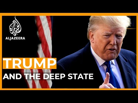 What is the 'deep state' that Trump keeps talking about? | The Bottom Line