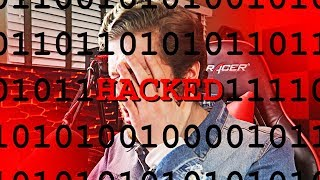 MY 1,000,000+ YOUTUBE CHANNEL WAS HACKED!