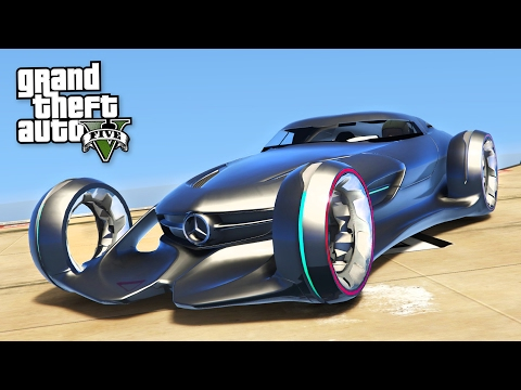 REAL LIFE CONCEPT CARS!! (GTA 5 Mods)