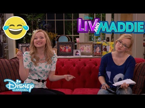 Liv and Maddie | The Difference Between Liv and Maddie 😂 | Disney Channel UK