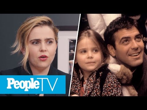 Mae Whitman Recalls George Clooney's Pranks On 'One Fine Day'  PeopleTV  Entertainment Weekly