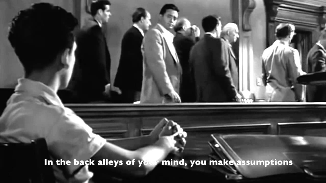 the movie 12 angry men appeals essay essay Enter your email and choose a password (6-12 chars) to the left then click the join now button or, use the facebook button join through facebook.