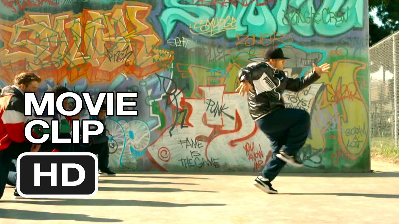 ee46e08061a8 Battle of the Year Movie CLIP - Dance (2013) - Chris Brown