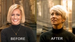 How to Create a Modern Short Cut 2016 (Inspired by Claire Underwood Pixie Cut)(In this video Adam Ciaccia shares one of his most famous and popular haircuts. Short pixie cuts are timeless with 100's of variations. Watch Adam Step-by-Step ..., 2016-09-26T05:48:44.000Z)