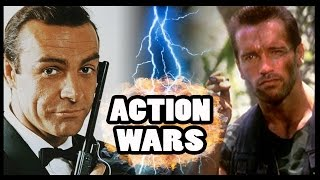 DUTCH vs JAMES BOND - Action Hero Wars