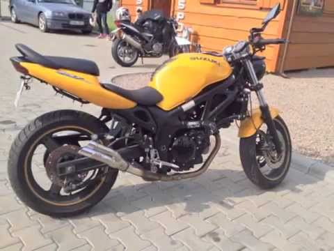 tuning suzuki sv 650 youtube