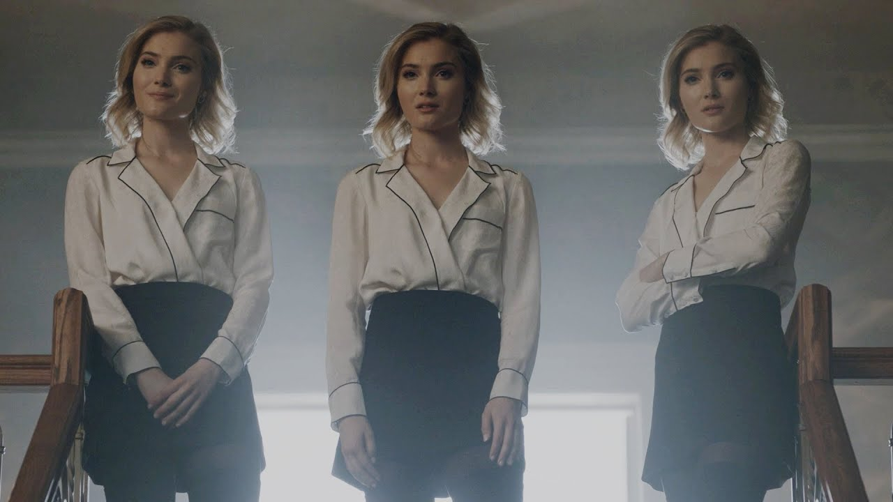 """Download Stepford Cuckoos (Frost Sisters) -  All Scenes Powers #1 