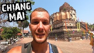 A DAY IN CHIANG MAI OLD CITY - THINGS TO DO