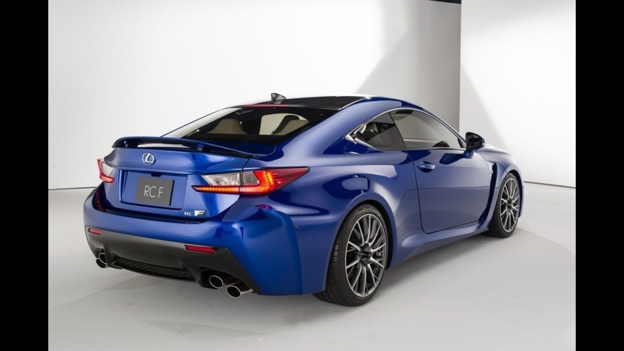 2019 Lexus Rc F Spy Shots Best Performances Coupe Review Youtube