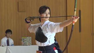2018 All Japan Invitational College Championship 2018年 第30回全国大学弓道選抜大会 甲南大学 近畿大学 筑波大学(女子) 予選
