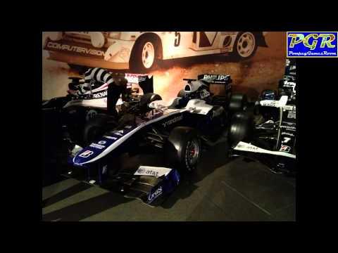 Williams F1 Conference Centre Tour, March 2015