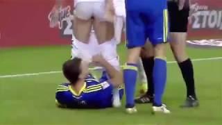 50 смешных моментов в футболе