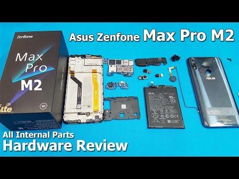 Asus Zenfone Max Pro M2 Full DISASSEMBLY || Max Pro M2 TEARDOWN