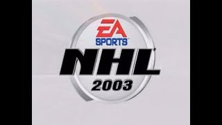 Hockey Game History - NHL 2003