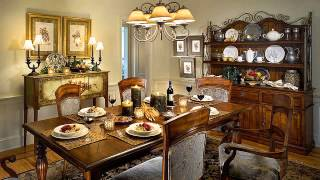 Smart Dining Room Hutches Designs