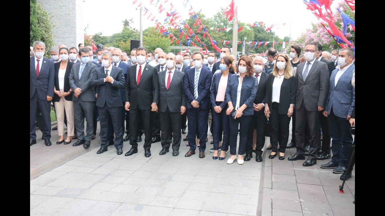 İmamoğlu 15 Temmuz Şehitleri İçinKur'an-ı Kerim Okuttu,Hükümet Zamanında Yapması Gerekenleri Yapmadı