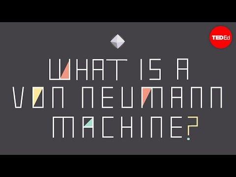 ¿Qué es una máquina de Von Neumann?
