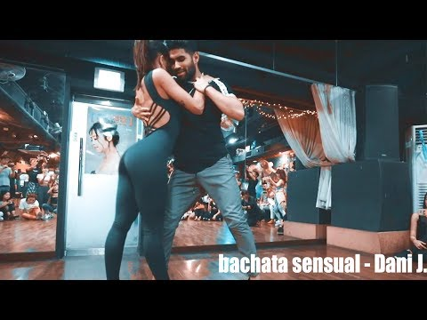 Marco y Sara Style /BACHATA SENSUAL – Dani J / workshop en Corea 2019