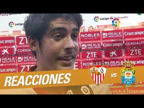"""Carlos Fernández: """"Lo importante ha sido la victoria"""""""