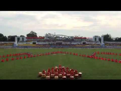 Lễ khai mạc Hội khỏe phù đổng tỉnh Bà Rịa Vũng Tàu lần VIII -- năm 2011