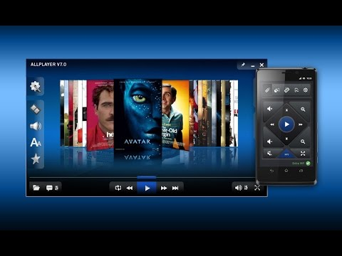 ALLPlayer - free video player with support for subtitles download and torrent streaming