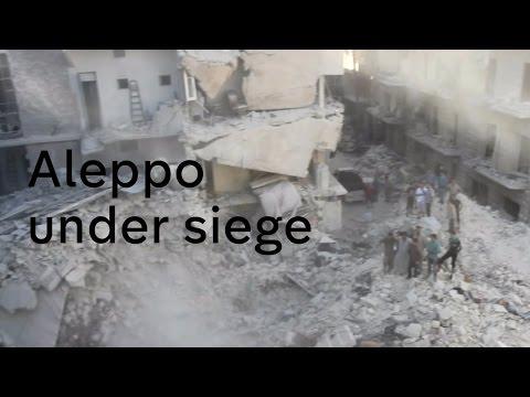 Aleppo: UN warns 'clock is ticking' towards new humanitarian crisis