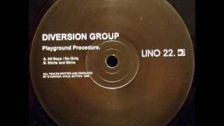 Diversion Group - All Boys No Girls