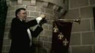 Wedding March - Mendelssohn - herald trumpet & organ
