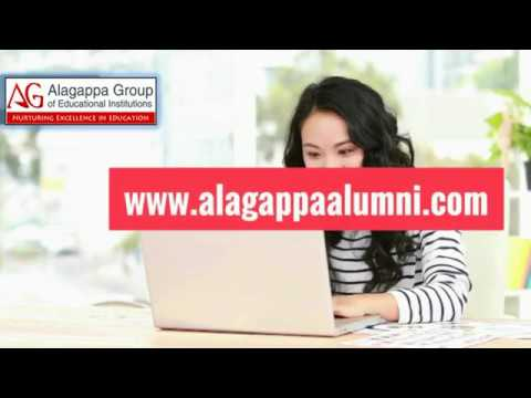 Global Alumni Meet 2018 | Alagappa Global Alumni Association