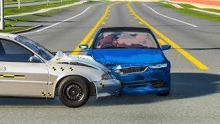 EXTREME CRASHES #49 - BeamNG Drive