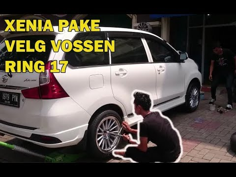 grand new avanza modifikasi velg all camry headlightmag daihatsu xenia vossen ring 17 pemasangan