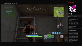 Trying to get 1st fortnite
