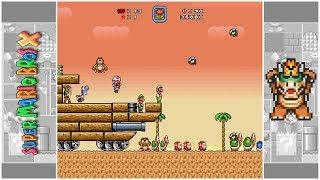 Super Luigi Brothers! [Preview] | Super Mario Bros. X