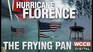 The Frying Pan Tower Stands Strong Against Hurricane Florence