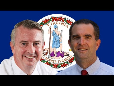 LIVE: Virginia Election Results Gillespie vs. Northam - LIVE COVERAGE